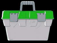 Solo Caja Verde-01